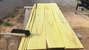 Osage Orange / Hedge boards